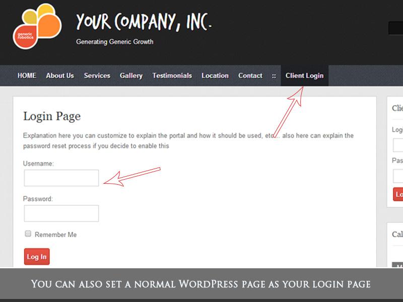 Wp Login: WP-Client WordPress Client Portal Review